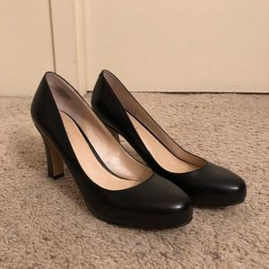 Nine West Black Heels Size 6.5